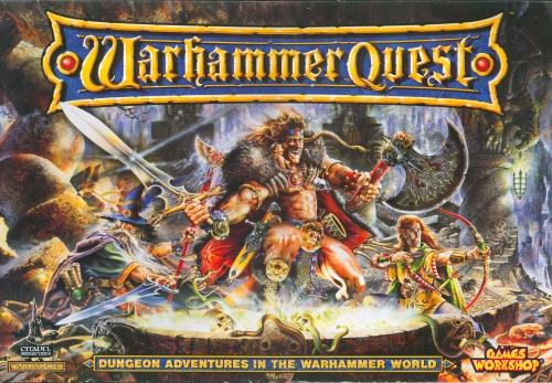 warhammer quest,jouer à warhammer quest avec skype,warhammer quest version roleplay,comment améliorer warhammer quest