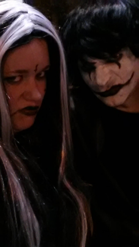 halloween,halloween tours,halloween tours 2015,halloween 2015,cosplay the crow,cosplay gothique,cosplay sorcière