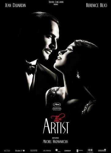 the artist,jean dujardin,film muet