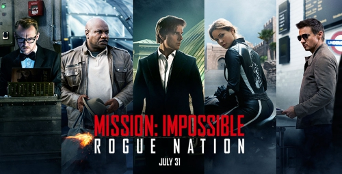 mission impossible,mission impossible rogue nation,espionnage,thriller,film d'action