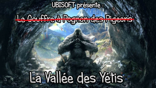 far cry 4,far cry 4 la vallée des yétis