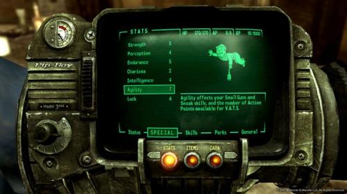 fallout 3,fallout,new vegas,post-apocalyptique,monde ouvert,open world,rpg,bethesda