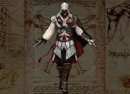 assassin's creed ii,ezio auditore