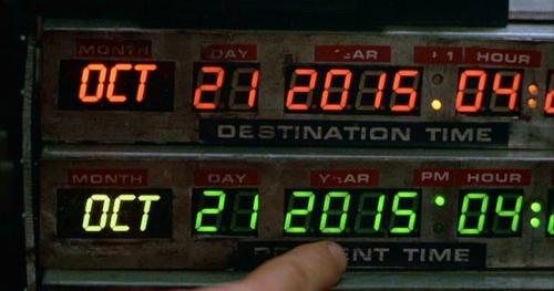 retour vers le futur,retour vers le futur 30 ans,back to the future,sf,anticipation,voyage dans le temps