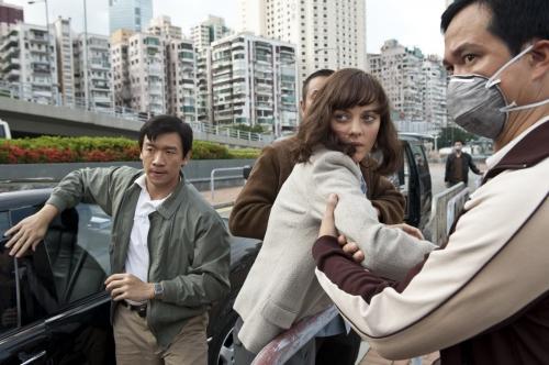 contagion,film épidémie