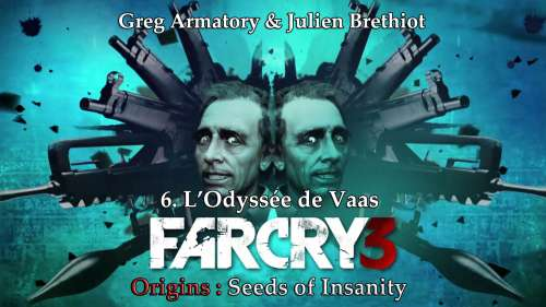 far cry 3,fanfic,vaas,citra,rook island
