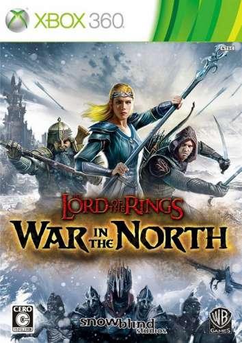 le seigneur des anneaux,tolkien,peter jackson,le seigneur des anneaux : la guerre du nord,jeux xbox 360,rpg,action rpg