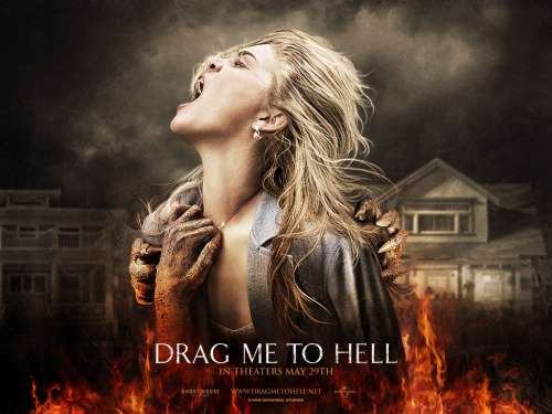 jusqu'en enfer, drag me to hell, sam raimi