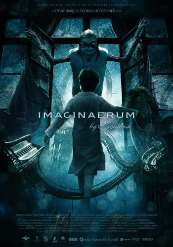 imaginaerum,imaginaerum le film,nigthwish