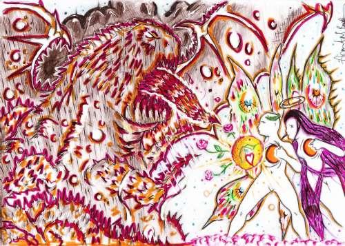 le combat du papillon,musique,poésie,lyrique,épique,choeur,romantisme,rêves,esprit,spiritualité