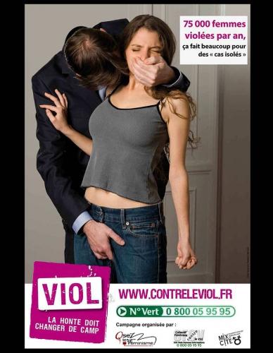 lutte contre le viol,victime de viol