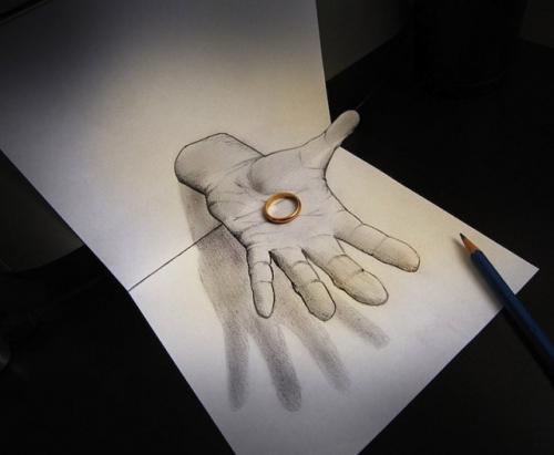dessins, dessins 3D, alessandro diddi