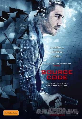 source code, voyage dans le temps, sf, fantastique, duncan jones, jake gyllenhaal,