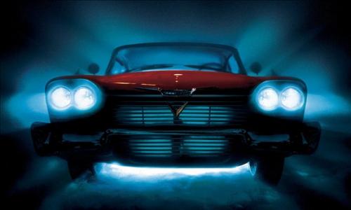 christine,john carpenter,fantastique,voiture,voitures américaines,voitures de cinéma,plymouth