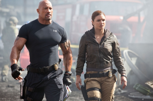 fast and furious,gina carano,ronda rousey,free fight féminin,girl power