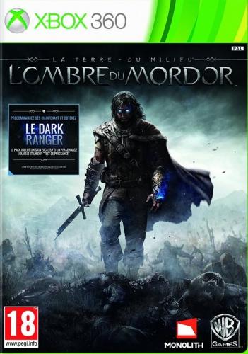 l'ombre du mordor 360, le seigneur des anneaux jeu vidéo