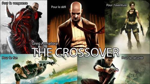 the crossover,crossover jeux vidéo,crossover video games